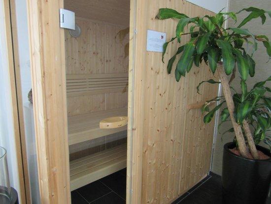 Almodovar Hotel: in room sauna