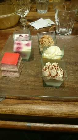 Le Picabraise : Desserts