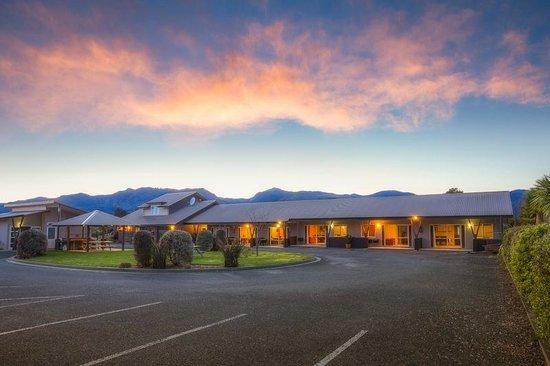 Mohua Motels : Motel Complex