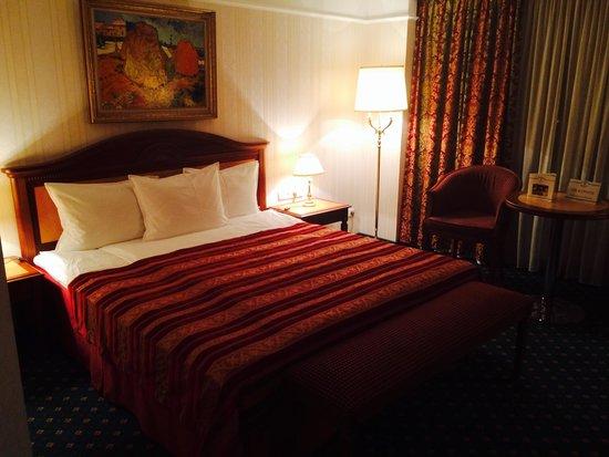 Korston Club Hotel Kazan: номер