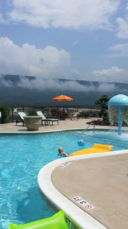 Hampton Inn Chattanooga West/Lookout Mountain: Summer fun