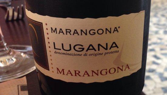 La Vineria : A good wine