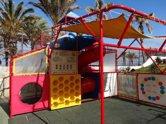 H10 Conquistador: air de jeux pour enfants