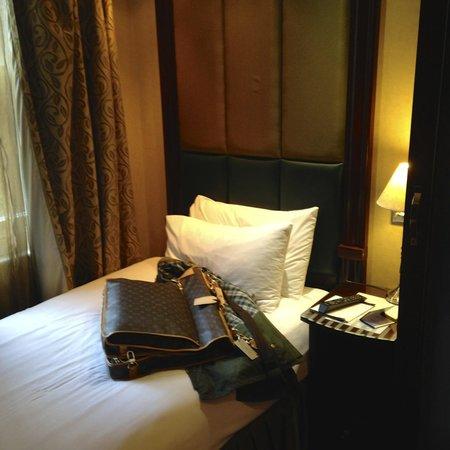 Shaftesbury Hyde Park International: Single room