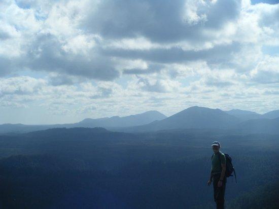 Corinna Wilderness Experience : Mt Donaldson