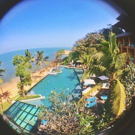 Cape Dara Resort: Such a photogenic place!