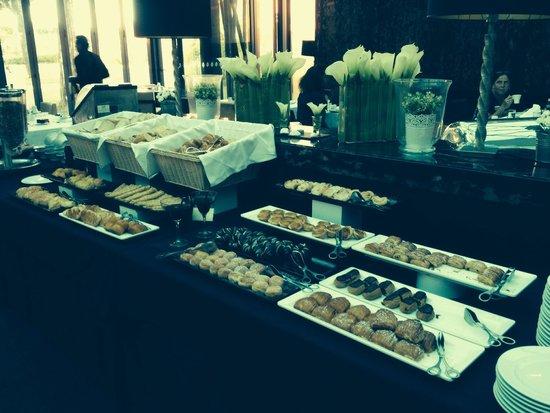 Sheraton Cascais Resort: Super buffet le matin ! Pour tout les goûts