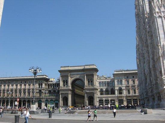 Domplatz: площадь