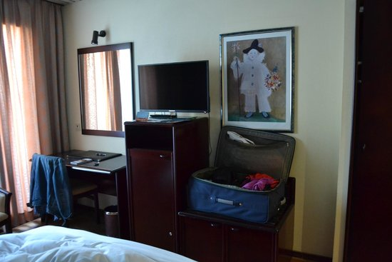 Bedford Hotel & Congress Centre: Habitacion doble