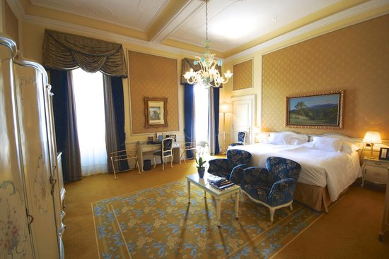Hotel Splendide Royal : Lake view room