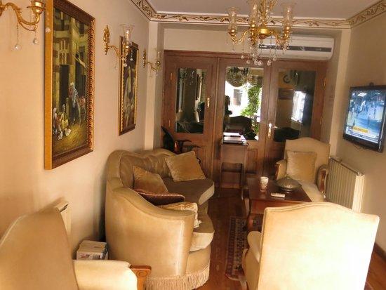 Istanbul Inn Hotel: lobby