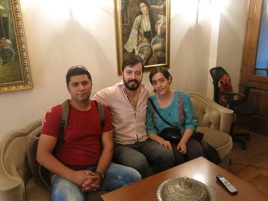 Istanbul Inn Hotel: helpful staff
