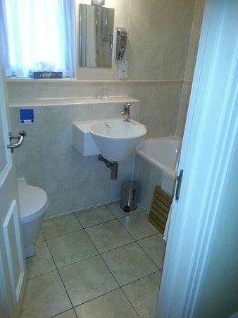 Waterloo Hotel : Bathroom