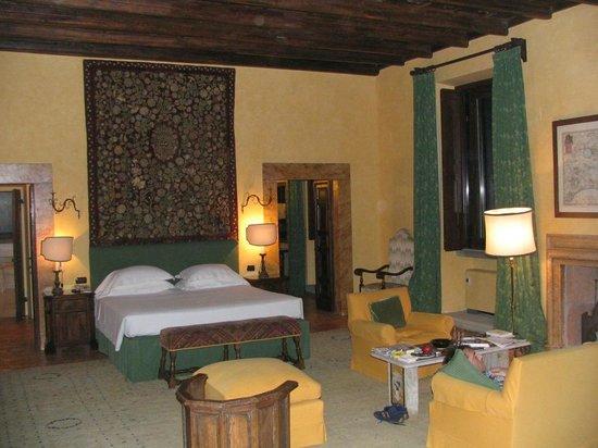 La Posta Vecchia Hotel: La suite Getty