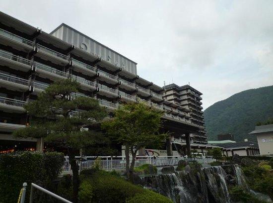 Kinugawa Hotel Mikazuki : きぬ川ホテル三日月(外観)