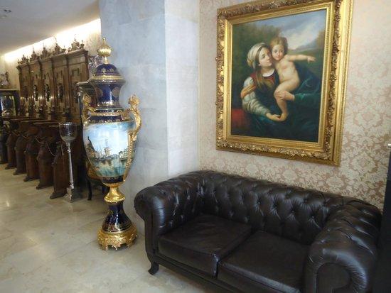 Hotel Centro Los Braseros : Lobby del Hotel