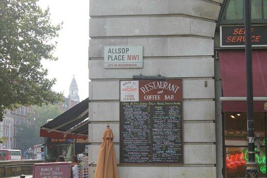 Baker Street Food Station