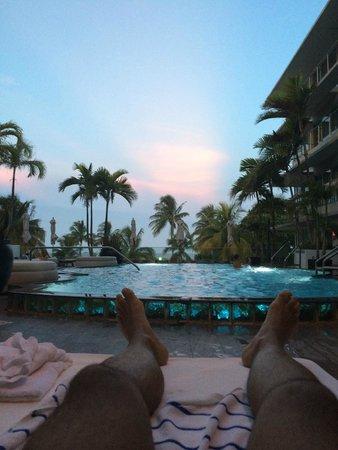 Hotel Victor: relax in piscina