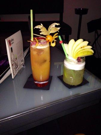 Glace Lounge Bar: Desde el principio al fin..excelente!!