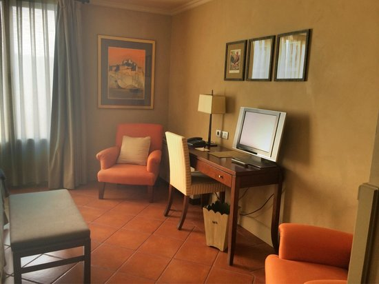Hotel Bremon: La chambre