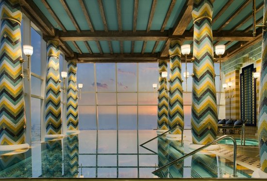 Talise Spa at Burj Al Arab Jumeirah