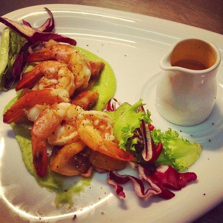 Gordon House Restaurant: .