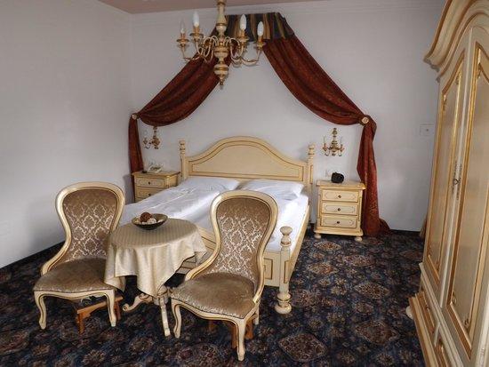 Ansitz Castel Kandelburg: la camera
