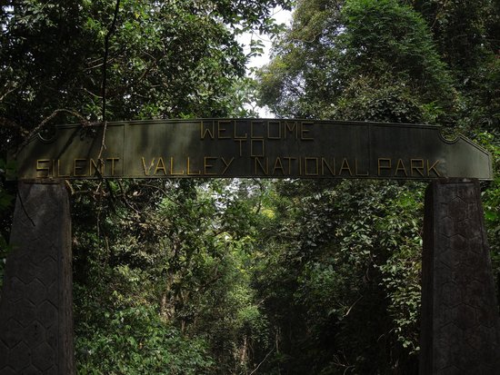 Upper Bhavani Lake: Entry to SVNP Kerala