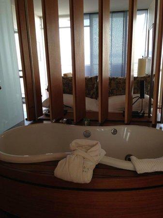 Hotel Palafitte: Jacuzzi