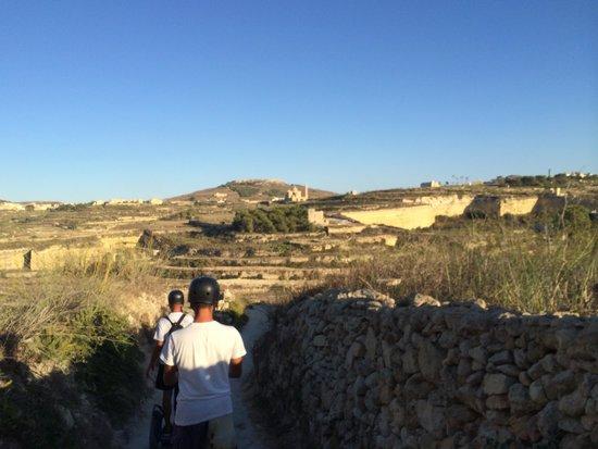 Gozo Segway Tours: On Tour