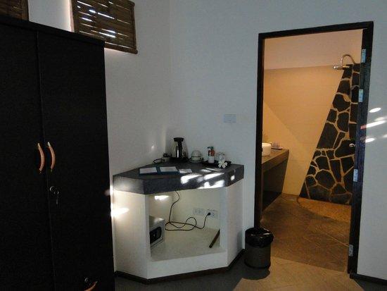 Sallamai Resort : room/toilette
