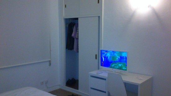 NeoMagna Madrid: decoración en blanco (hospital)