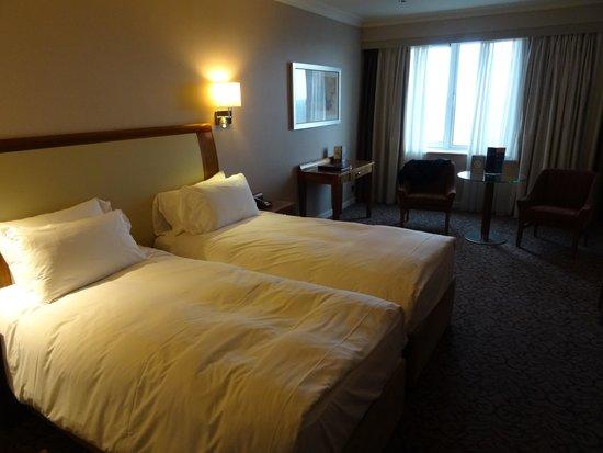 The Salthill Hotel: La chambre