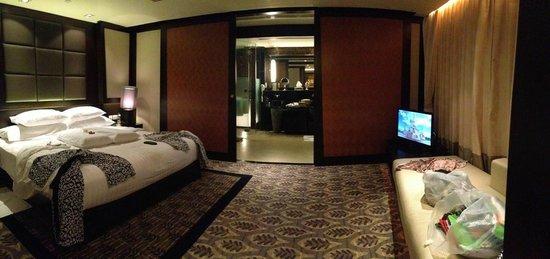 Banyan Tree Bangkok : Master bedroom