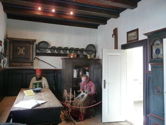 Det Gamle Radhus samt Siamesisk Samling