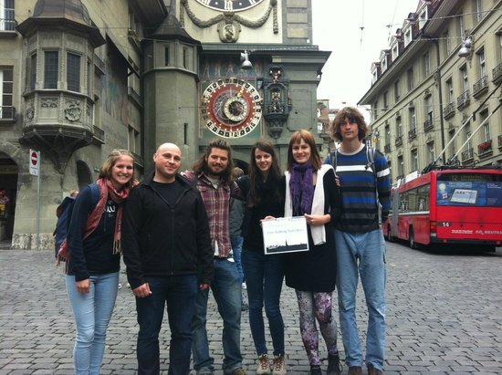 Free Walking Tours Bern