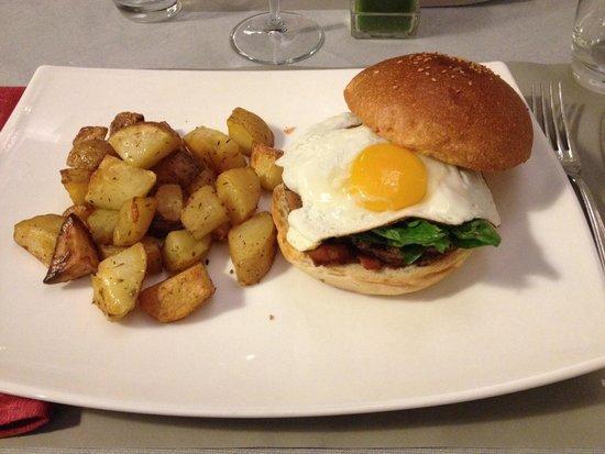 LOVE EAT - ITALIAN LUXURY BURGER : Sonny burger