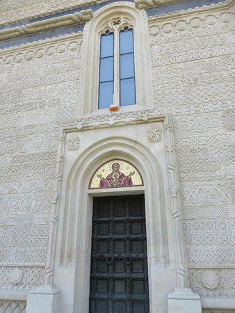 Church of the Three Hierarchs: Porte d'entrée