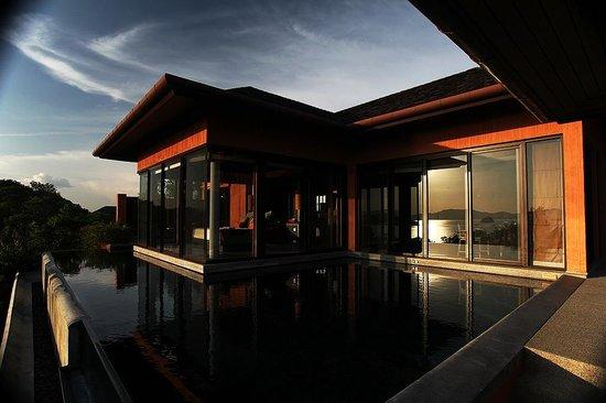 Sri Panwa Phuket Luxury Pool Villa Hotel: Pool villa