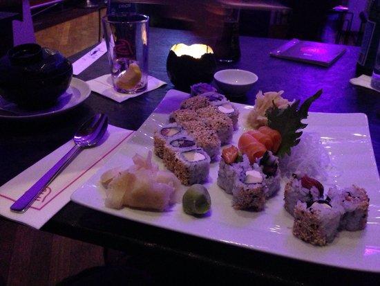 Sushi all Anna hotel !