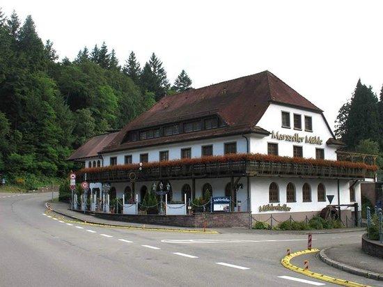 Hotel & Restaurant Marxzeller Mühle