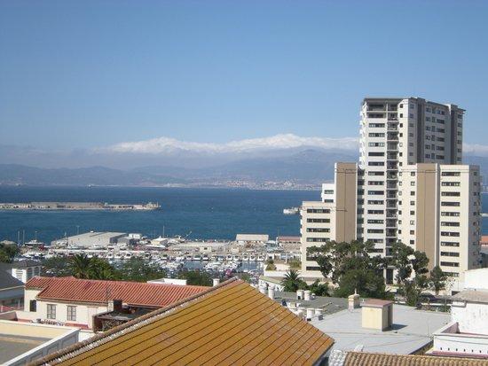 ذا أوكالاجان إليوت هوتل: The view  from 6th Floor