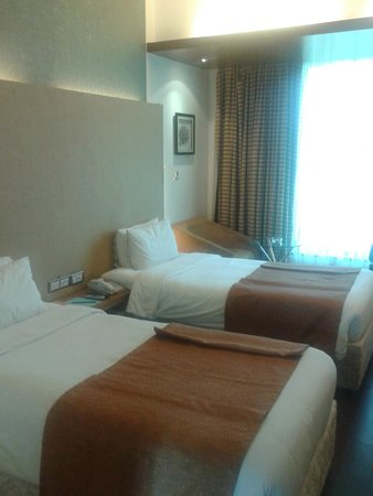 Goldfinch Mangalore: The room with comfy beds