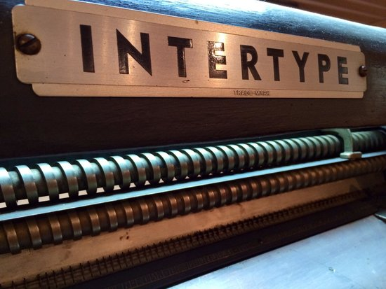 Museum of Typography: Amazing Technology
