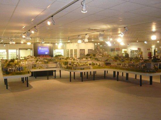 Märklin Museum: La plus belle pièce!