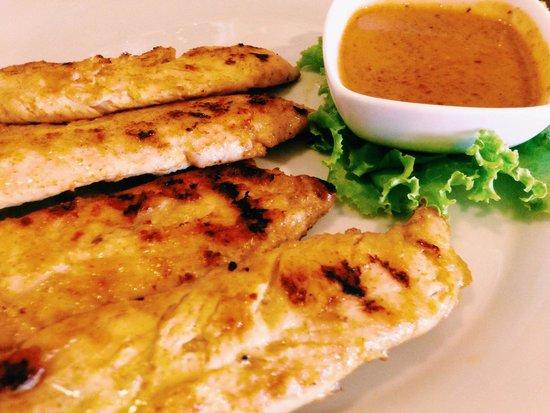 Eightfold Restaurant : Chicken Ste