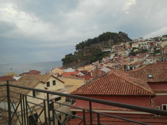 San Nectarios: Sea view from the room