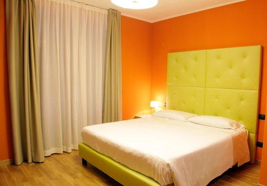 camera da letto monolocale - Foto di Residence Sant\'Anna, Ponte San ...