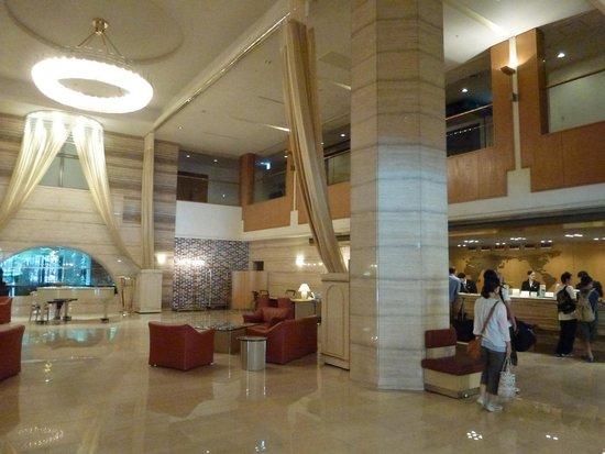 Hotel New Nagasaki : Lobby