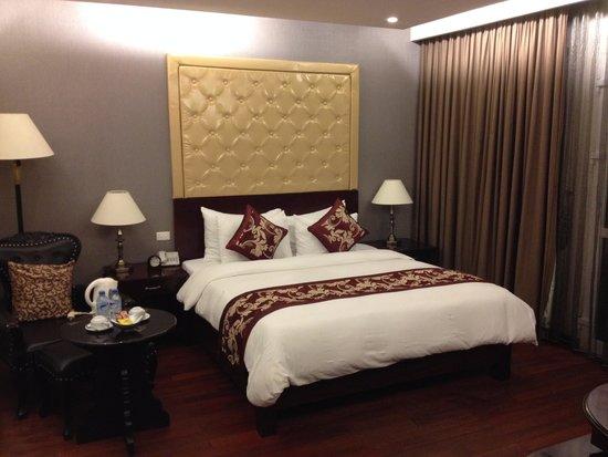 Hanoi Medallion Hotel: Room 607